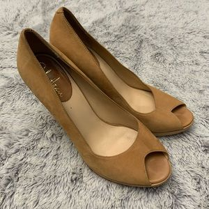 Cole Haan Open Toe Heels